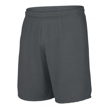 Blank athletic shorts