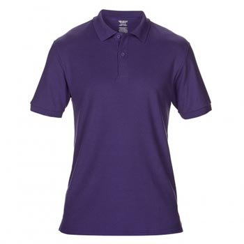 Blank polo dress shirt