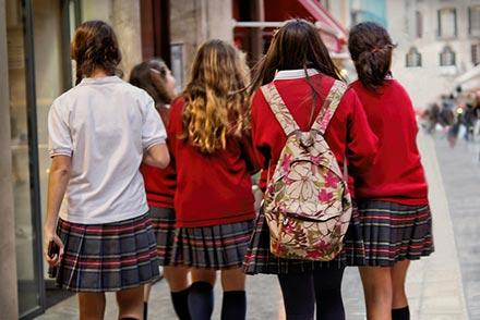 School Uniforms - Private School Bulk Orders & Custom Online Uniform