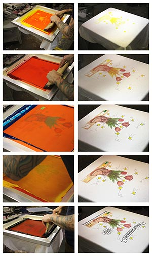 The Printing Process Image